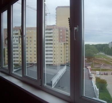 Однокомнатная квартира 35 кв. метра плюс лоджия 8 кв. м. Год постройки . - Фото 1