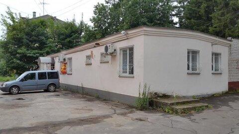 Отдельно стоящее одноэтажное здание под офис, магазин или склад. - Фото 1