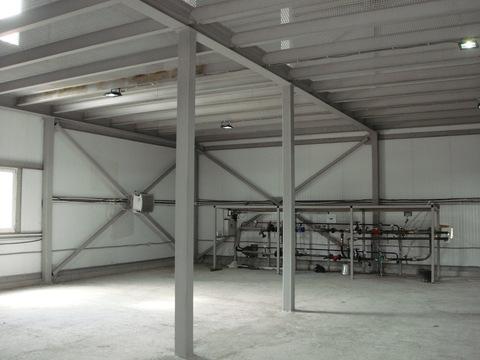 Сдается склад 900 кв.м м.Строгино ул.прошлякова д.2 - Фото 3
