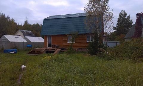 Продается дом 108м2 на участке 7 сот, Москва, Калужское ш, 55 км - Фото 4