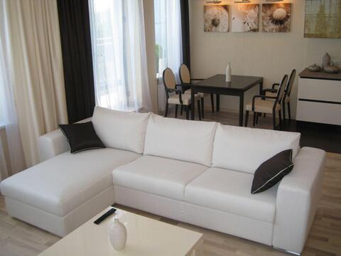 Продам видовую 3-комнатную квартиру с ремонтом в клубном доме, Алушта - Фото 2