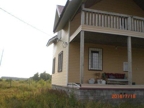 СНТ, г. Климовск, вблизи дер. Сертякино дом 123,5кв.м, 10 соток - Фото 3
