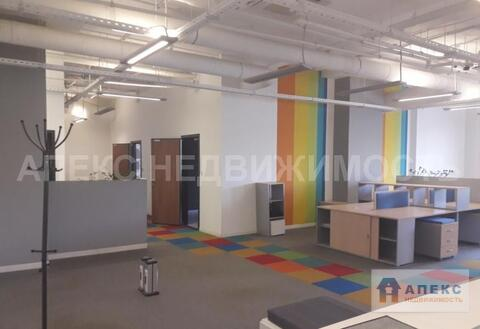 Аренда офиса 390 м2 м. Калужская в бизнес-центре класса А в Коньково - Фото 1