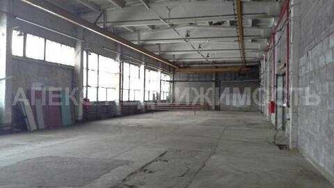 Продажа производства пл. 2531 м2 Клин Ленинградское шоссе в складском . - Фото 5