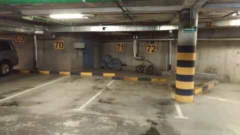 """Сдается машиноместо в теплом паркинге в тсн """" лахтадом"""" ул.Оптиков д47 - Фото 3"""