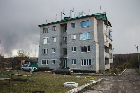 2 комнатная квртира Домодедово, мкр. Барыбино, д. Благое - Фото 1