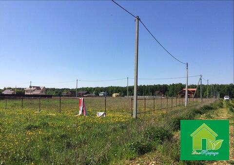 Д. Большие Жеребцы, земельный участок 12 соток (ИЖС) - Фото 2