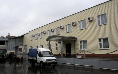 Складская база 13635 м2 в Люберцах, ул. Котельническая - Фото 5
