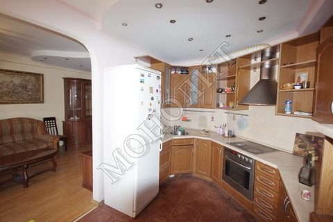 Трехкомнатная квартира Москва, ул. Фестивальная, дом 22к6 - Фото 3