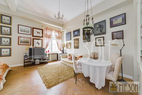 Продается чудесная квартира-студия в фасадном доме на Поварской. - Фото 2