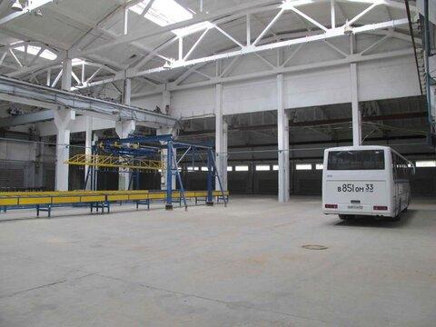 Промышленное помещение 11161 кв.м, ул. Полины Осипенко - Фото 1