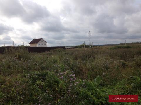 Земельный участок 15 соток ИЖС с электричеством 15 квт в д. Мошницы - Фото 2