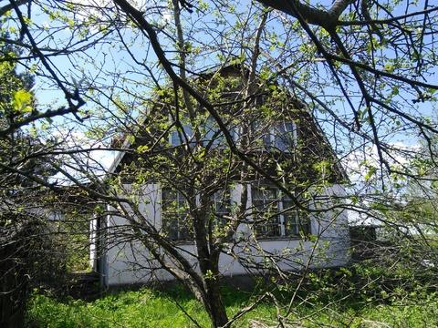 Участок с домом рядом с Истринским водохранилищем - Фото 5