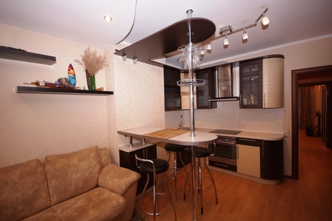 Большая квартира с большой кухней - Фото 4
