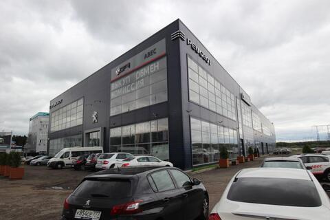 Продажа здания автосалона 7575метров с участком 1,2га на МКАД - Фото 2