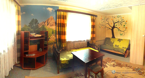 Однокомнатная квартира в центре города Волоколамска на длительный срок - Фото 1