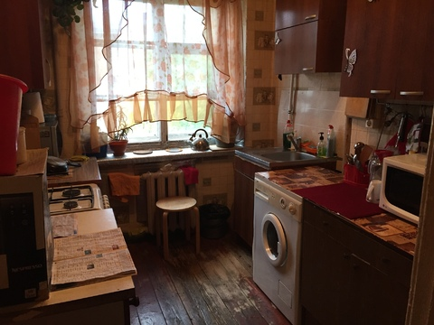 Продается комната в 3-х комнатной квартире, ул. Бабушкина, д. 61 - Фото 5