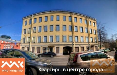Продажа офиса, м. Чернышевская, Моисеенко ул. 24 - Фото 1