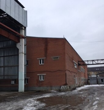 Склад в аренду 1000 м2, м.Кожуховская - Фото 1