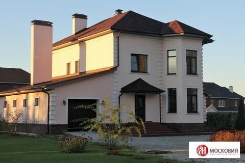 Дом 379,8 кв.м. на участке 30 соток, Ильичевка, 18 км, Калужское ш. - Фото 1