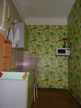 Продаётся 1-комнатная (студия) с высокими потолками в кирпичном доме - Фото 5
