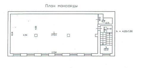 Продажа здания в центре Санкт-Петербурга - Фото 4