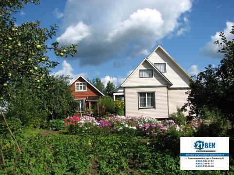 Продается земельный участок с домом и баней - Фото 1