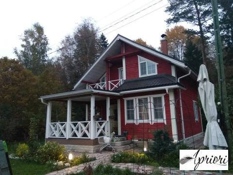 Сдается дом посуточно с террасой расположен в городе Щелково - Фото 4