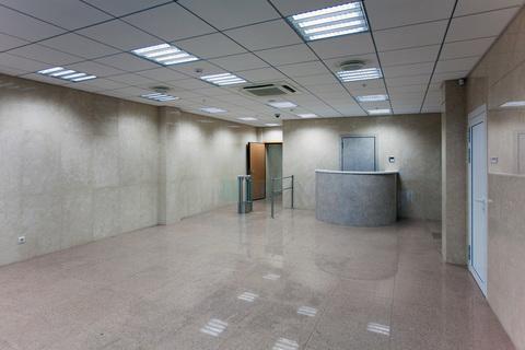 Аренда офиса в Москве, Ломоносовский проспект, 200 кв.м, класс B. м. . - Фото 4