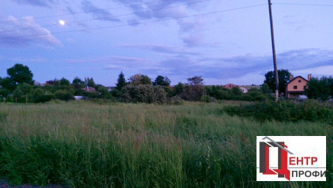 Земельный участок 12сот с. Лысцево Коломенского р-на - Фото 2