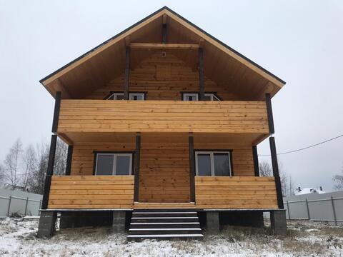 Продается новый дом 150 м2 для