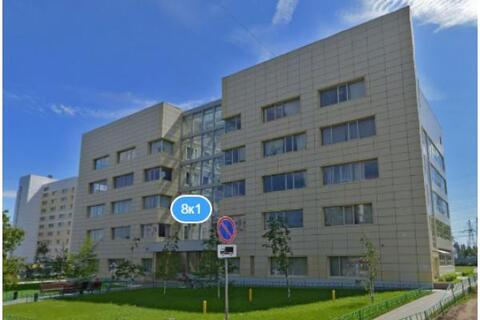 Офис 54м2, Бизнес-Центр, 1-я линия, улица Бибиревская 8, этаж 4/5 - Фото 1