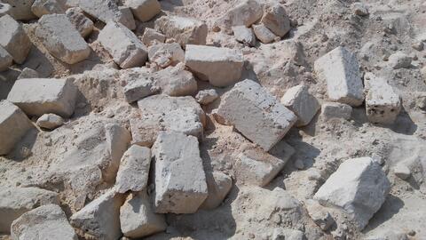 Действующий карьер по добыче камня «ракушечника» в Крыму - Фото 4