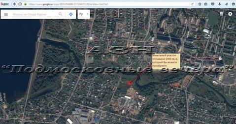 Осташковское ш. 12 км от МКАД, Пирогово, Участок 15 сот.