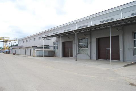 Аренда склада с отоплением 1765 м2, ул.Калинина р-н смр - Фото 1