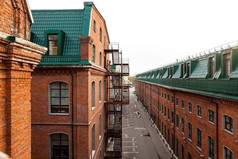 Аренда здания в стиле лофт 4000 кв м на Павелецкой - Фото 2