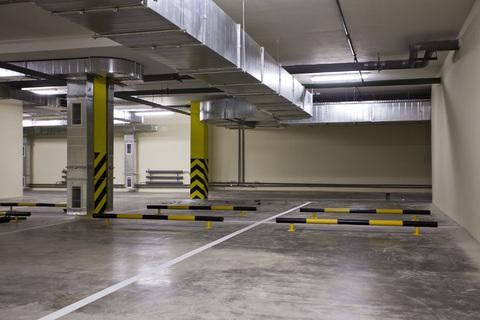 Продаются машино-места в подземном