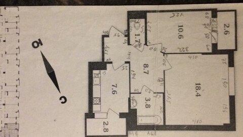 Продам 2-х к.кв. в новом доме в д. Малое Верево