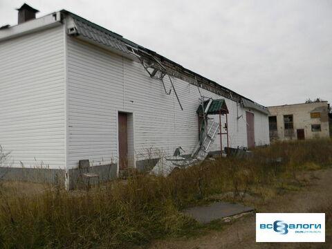 Продажа производственного помещения, Белая Холуница, Белохолуницкий . - Фото 1