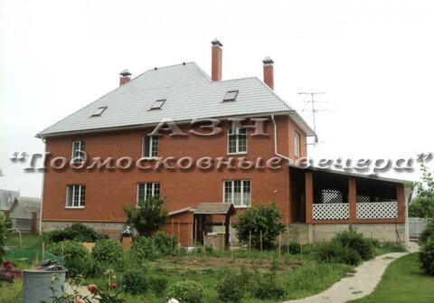 Дмитровское ш. 17 км от МКАД, Федоскино, Коттедж 700 кв. м - Фото 1