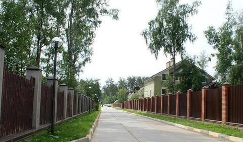 Участок 15 соток, с лесными деревьями в п. Ватутинки. Новая Москва. - Фото 3