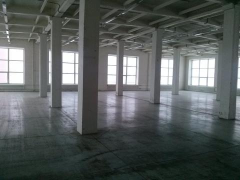 1200 кв.м склад в Подольске - Фото 1