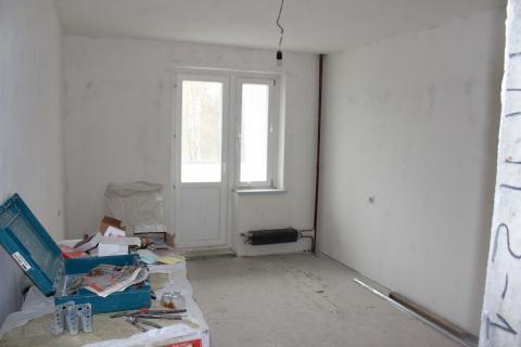 2 комнатная квартира г. Домодедово, ул. Ломоносова, д.10 - Фото 4