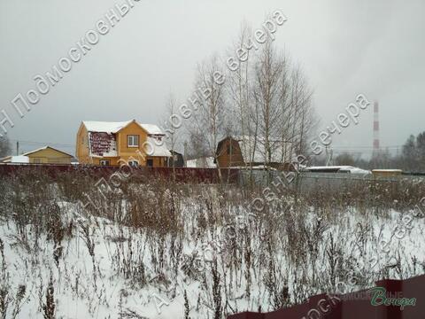 Осташковское ш. 4 км от МКАД, Мытищи, Участок 6 сот. - Фото 1