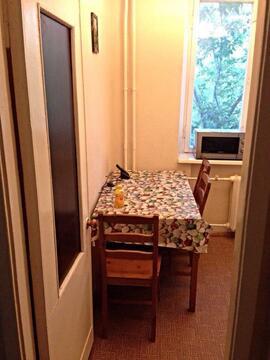 Продается 1-я квартира, на Большой Филевской 41.1, Купить квартиру в Москве по недорогой цене, ID объекта - 315054261 - Фото 1