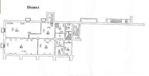 Псн,878 кв.м.-арендный бизнес, м.Коломенская, пр-т Андропова - Фото 5
