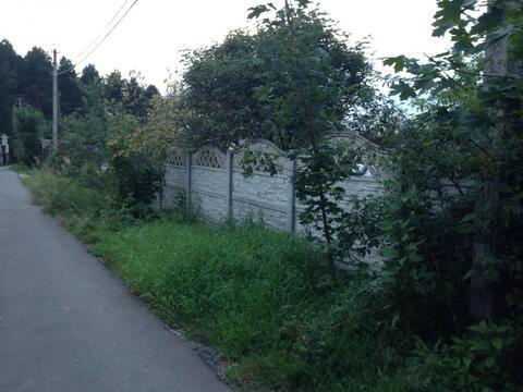 Предлагаем земельный участок 12 соток со старым домом в д.Лобаново, . - Фото 3