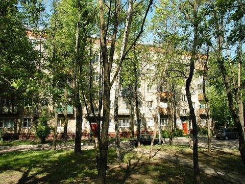 Продажа квартиры, м. Перово, Ул. Аносова - Фото 5