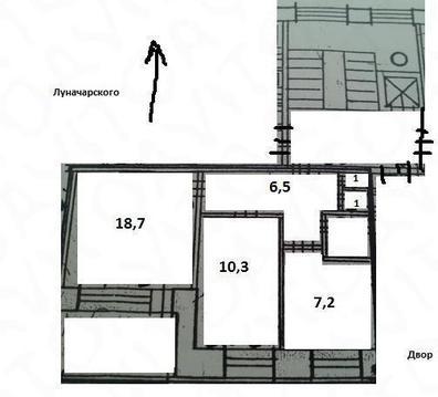 Продажа квартиры, м. Удельная, Луначарского пр-кт. - Фото 3