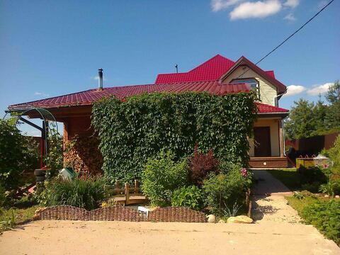 Дом 145 кв.м на уч-ке 4,5 сот, Можайское ш,27 км от МКАД, Голицыно - Фото 2